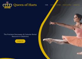 Queenofharts.net thumbnail