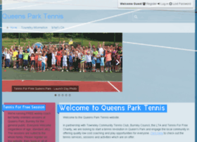 Queensparktennis.co.uk thumbnail