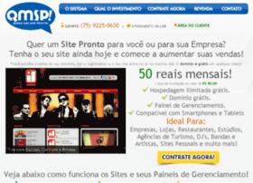 Queromeusitepronto.com.br thumbnail