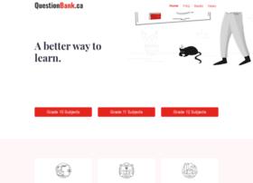 Questionbank.ca thumbnail
