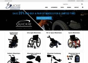Quickie-wheelchairs.com thumbnail
