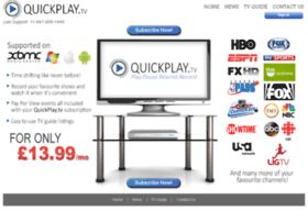 Quickplay.tv thumbnail