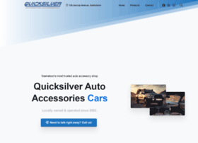 Quicksilverautomotive.ca thumbnail