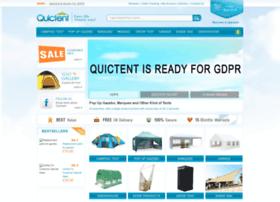 Quictents.co.uk thumbnail