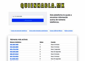 Quienhabla.mx thumbnail