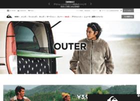 Quiksilver.co.jp thumbnail
