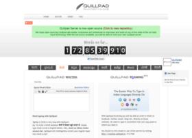 Quillpad.com thumbnail