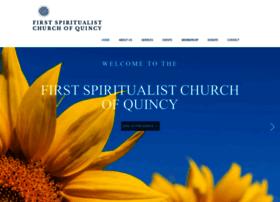 Quincyspiritualists.org thumbnail