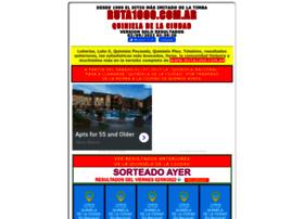 Quinieladelaciudad.ruta1000.com.ar thumbnail