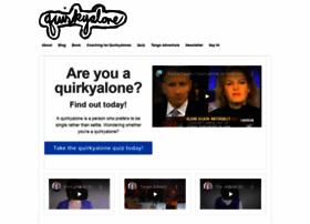 Quirkyalone.net thumbnail