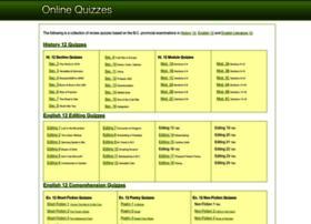 Quiz.lexiconic.net thumbnail
