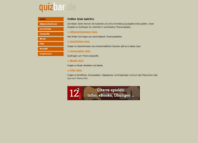 Quizbar.de thumbnail