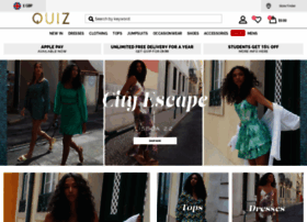 Quizclothing.co.uk thumbnail