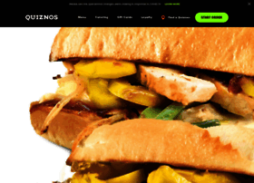 Quiznos.com thumbnail