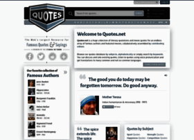 Quotes.net thumbnail