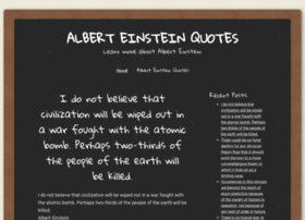 Quotesalberteinstein.wordpress.com thumbnail