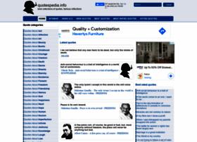 Quotespedia.info thumbnail