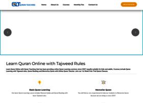 Quranteaching.com thumbnail