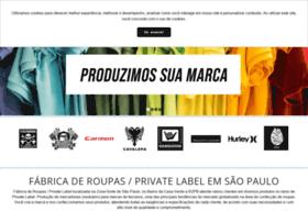 r2pbconfeccoes.com.br at WI. Fábrica de Roupas em São Paulo - R2PB  Confecções de5745ee5d532