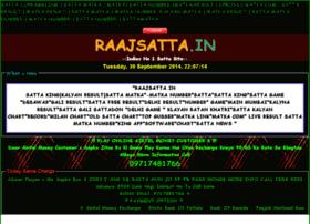 raajsatta.in at WI. raajsatta.in - This website is for ...