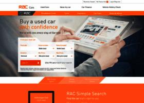 Raccars.co.uk thumbnail