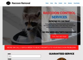 Raccooncontrol.ca thumbnail