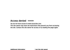 Raceclubs.com thumbnail