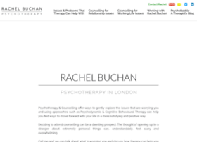 Rachelbuchanpsychotherapy.co.uk thumbnail