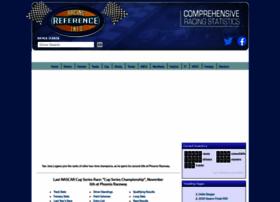 Racing-reference.info thumbnail