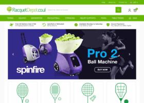 Racquetdepot.co.uk thumbnail