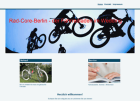 Rad-core-berlin.de thumbnail