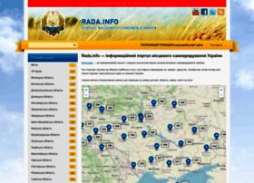 Rada.info thumbnail