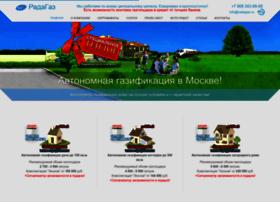 Radagaz.ru thumbnail