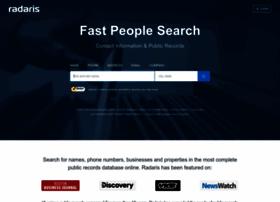 Radaris.com thumbnail