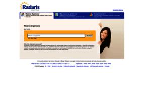 Radaris.it thumbnail