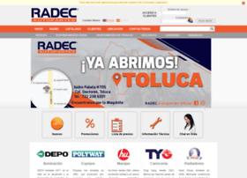 Radec.com.mx thumbnail