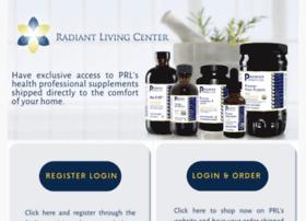 Radiantlivingcenter.com thumbnail