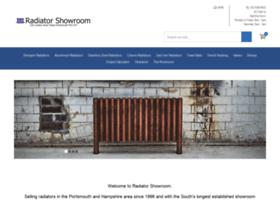 Radiatorshowroom.co.uk thumbnail