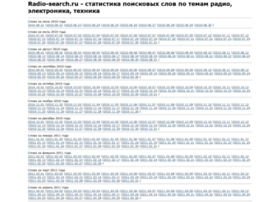 Radio-search.ru thumbnail