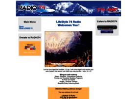 Radio74.org thumbnail