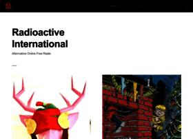 Radioactiveinternational.org thumbnail
