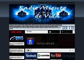Radioalientodevida.net thumbnail
