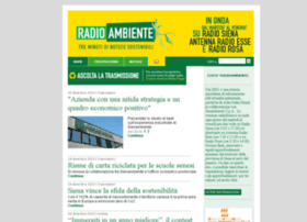Radioambiente.it thumbnail