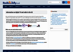 Radioandtelly.co.uk thumbnail