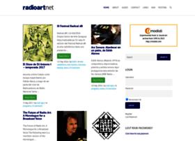 Radioartnet.net thumbnail