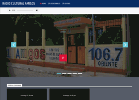Radioculturalamigos.fm thumbnail