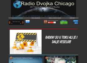 Radiodvojkachicago.com thumbnail