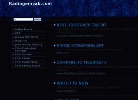 Radiogempak.com thumbnail