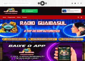 Radioguaibasul.com.br thumbnail