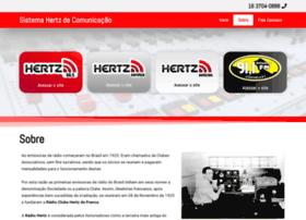Radiohertz.com.br thumbnail